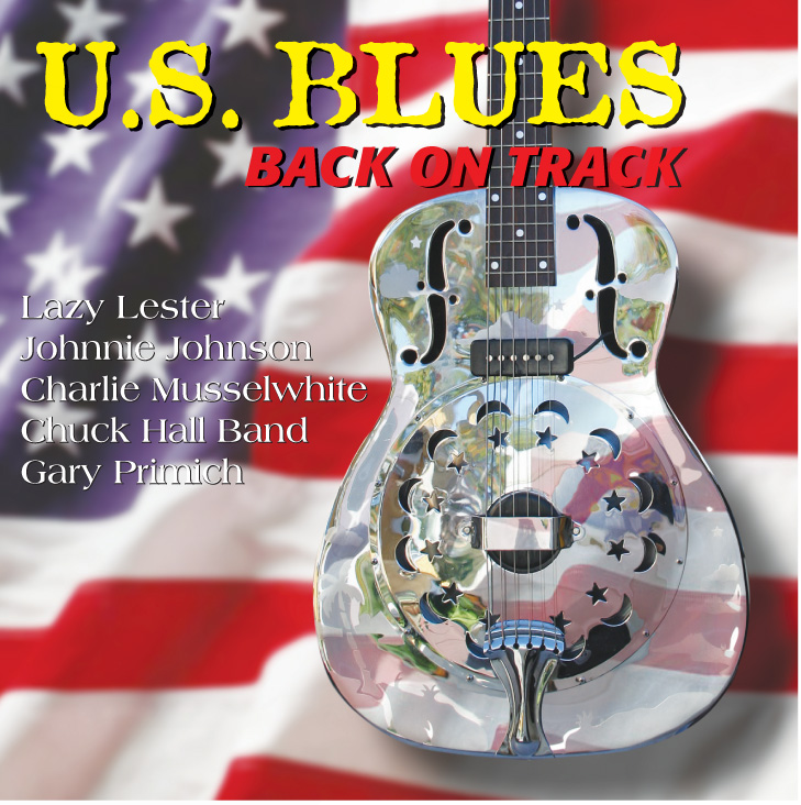 U.S. Blues, Back on track Diverse Artister
