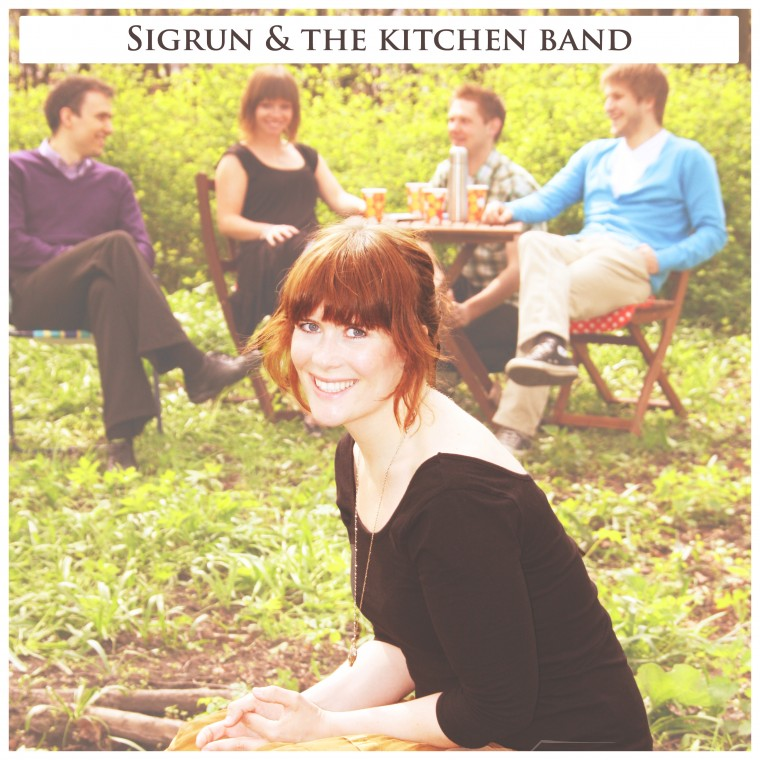 I do (sgl.) Sigrun & The Kitchen Band