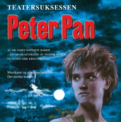 Peter Pan cover Peter Pan